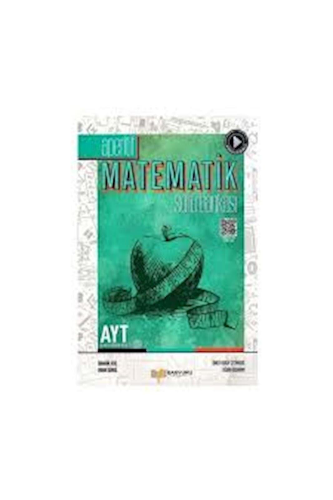 Başvuru Yayınları - AYT Matematik - Aperetif Soru Bankası