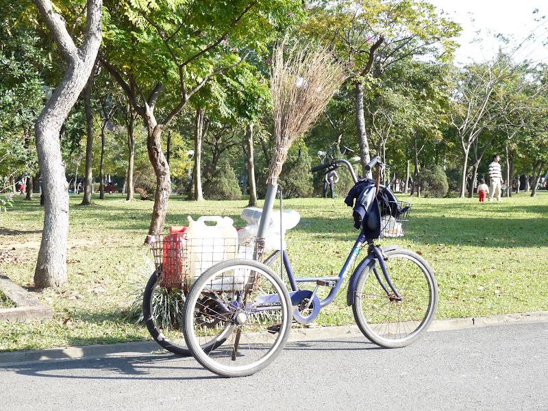 TAIWAN ,pas loin de Taipei Taipingshan, puis Taipei Daan park - P1040013.JPG