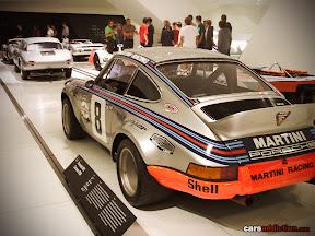 Porsche 911 Carrera RSR Rear