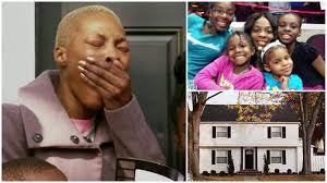 Housemaid Cries Uncontrollably After She Was Gifted The House She Was Sent To Clean