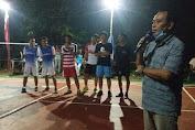 Gonjreng .. Camat Kutawaluya Resmi Tutup Turnamen Bulutangkis Sri Rahayu Agustina Cup