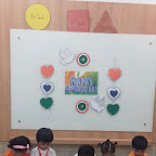 Republic Day Celebrated by Playgroup Evening Section at Witty World, Chikoowadi (2017-2018)