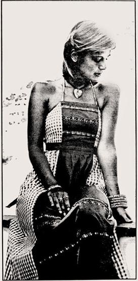 editorial de moda jornal do brasil - dezembro 1979