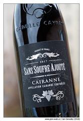 Camille-Cayran-Cairanne-Sans-soufre-ajouté-2017