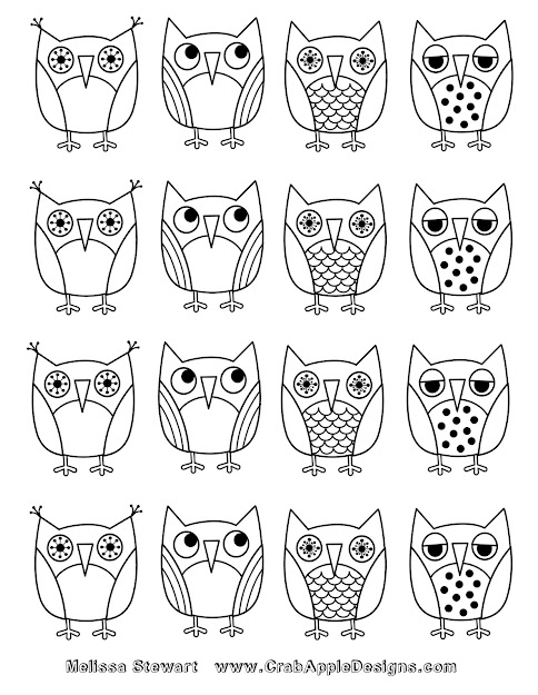 Free Printable Owl Coloring Pages Nice  Coloring Pages