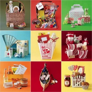 Wedding Night Hotel Gift Basket : Other snack items that are an area specialty or favorites of the bride ...
