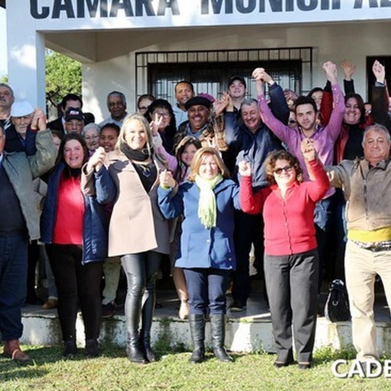 Eleições 2016: PMDB margaridense confirma Cláudia e Sija como candidatas