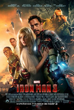 Picture Poster Wallpapers Iron Man 3 (2013) Full Movies