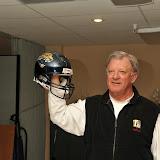 Autographed Maurice Jone-Drew helmet