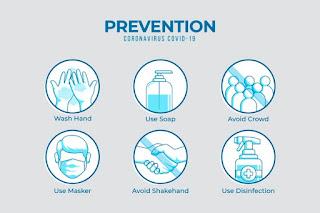 Merayakan Hari Raya Idul Fitri di tengah Pandemi Corona