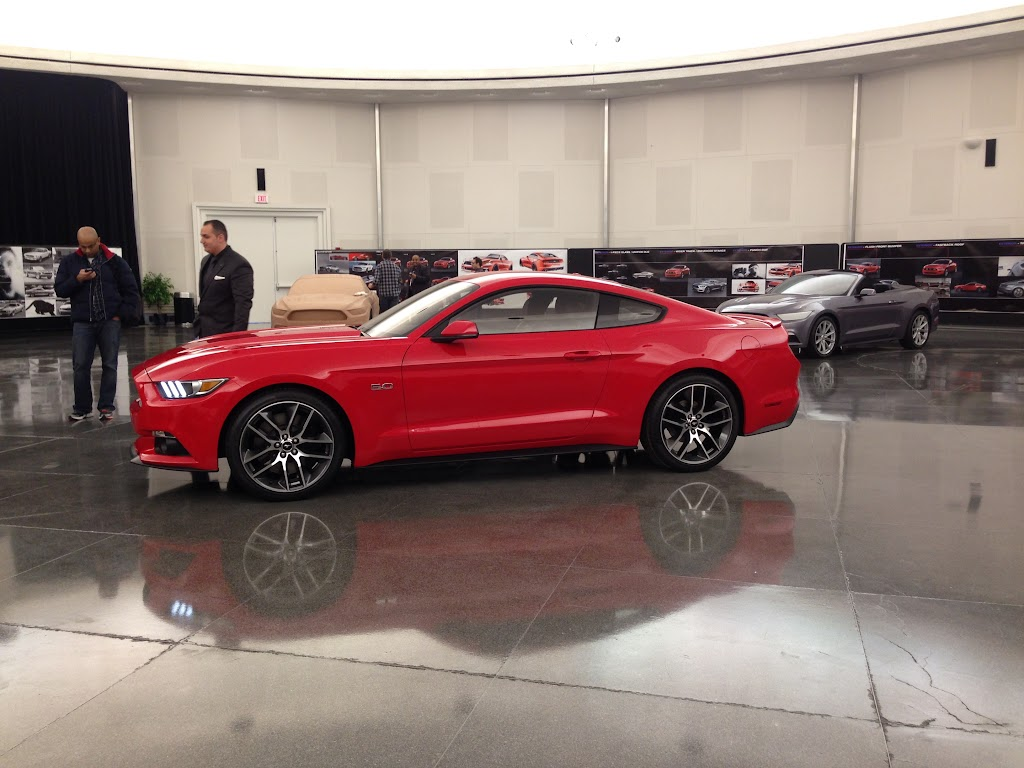 Ford Mustang Design Process - 18