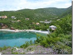 Croatia Camping Guide - Camp Bunica Beach