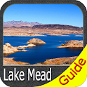 Lake Mead gps fishing charts icon