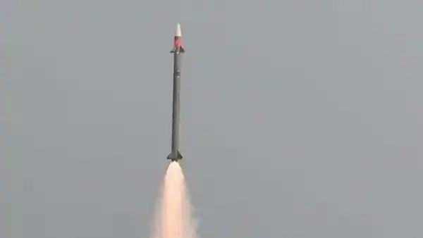 Medium Range Surface to Air Missile(MRSAM)