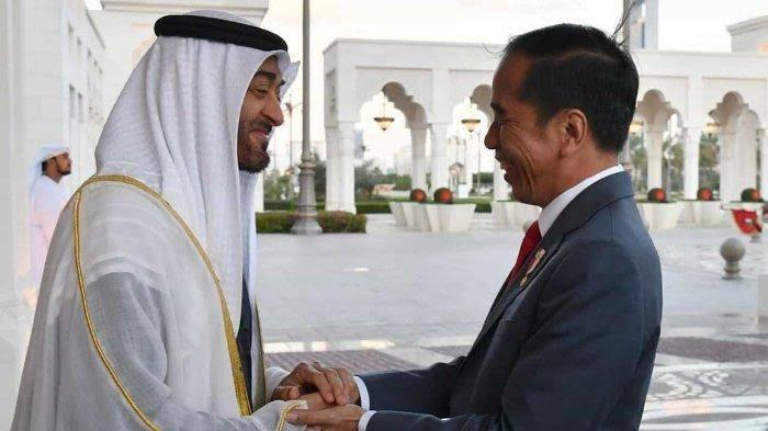 Lewat Telepon, Jokowi Sukses Rayu Pangeran Uni Emirat Arab Investasi Rp140 Triliun
