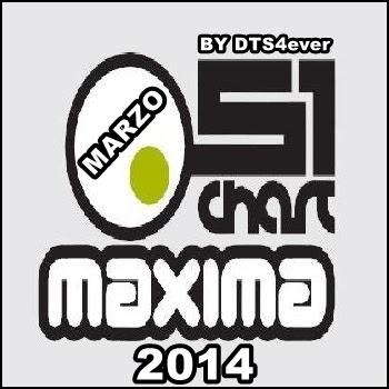 VA - Maxima FM: 51 Chart del 15 al 21 de Marzo [2014]