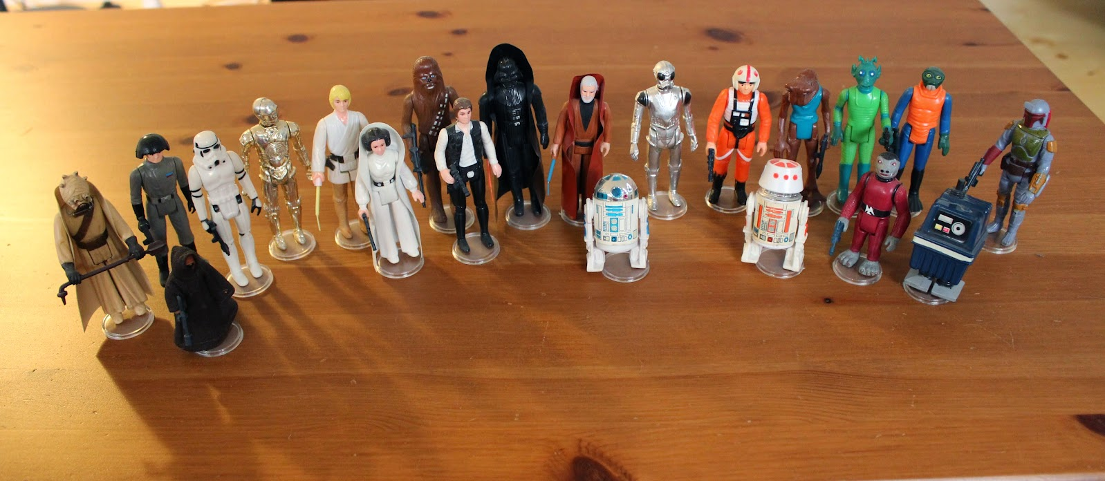 Star Wars 77 80 Collector S Blog Kenner 3 31 4