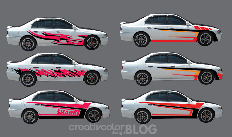 My google keyword design sticker kereta proton perdana