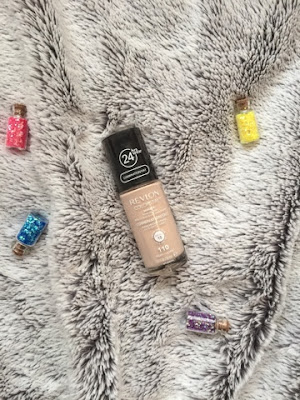 Revlon colour stay foundation review
