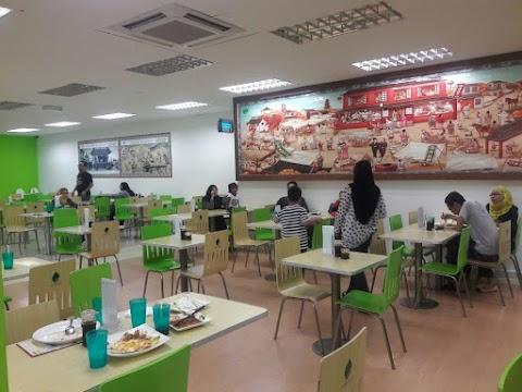 Restoran Salam Noodles di Seksyen 7, Bangi