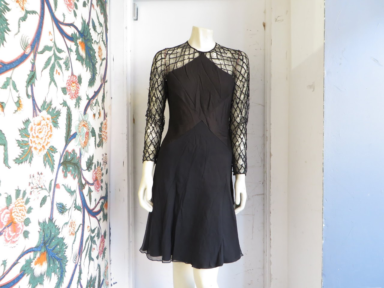 Vintage Bill Blass Evening Dress