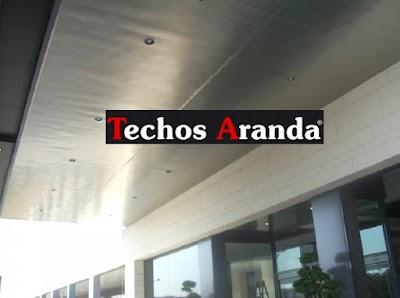 Presupuestos techos registrables Madrid