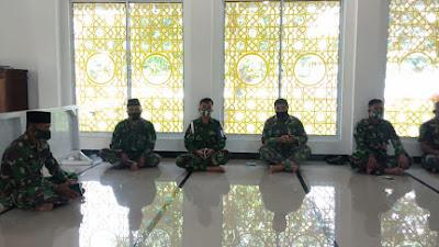 Lanud Sugiri Sukani Majalengka, Gelar Do'a Bersama Masjid As-Salam