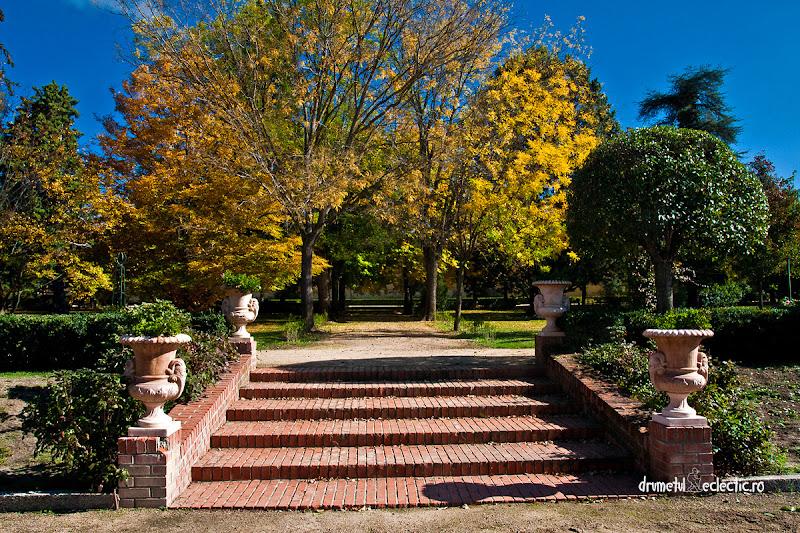El Pardo Madrid Espana Spain Spania palat palacio real parc park
