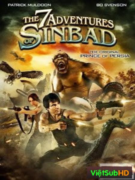 Bảy Cuộc Phiêu Lưu Của Sinbad