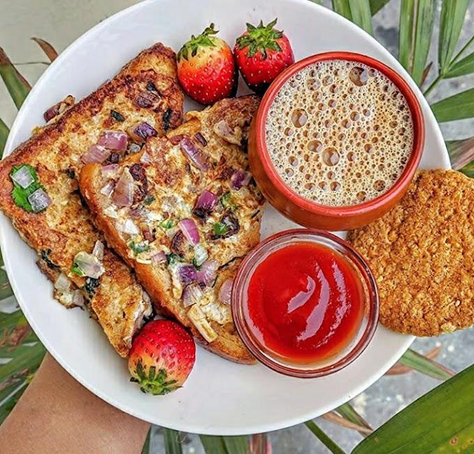 How to make French toaste recipe