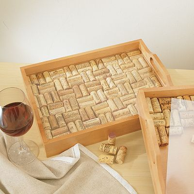 Vine tastings used corks don 39 t toss them for Cool things to do with wine corks