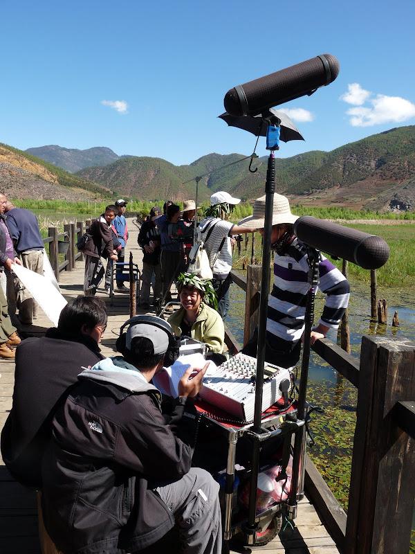 tournage d un film