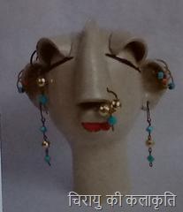 चिरायु की कलाकृति