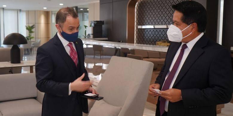 Erick Sebut Ekonomi dan Keuangan Syariah RI Dapat Apresiasi Internasional