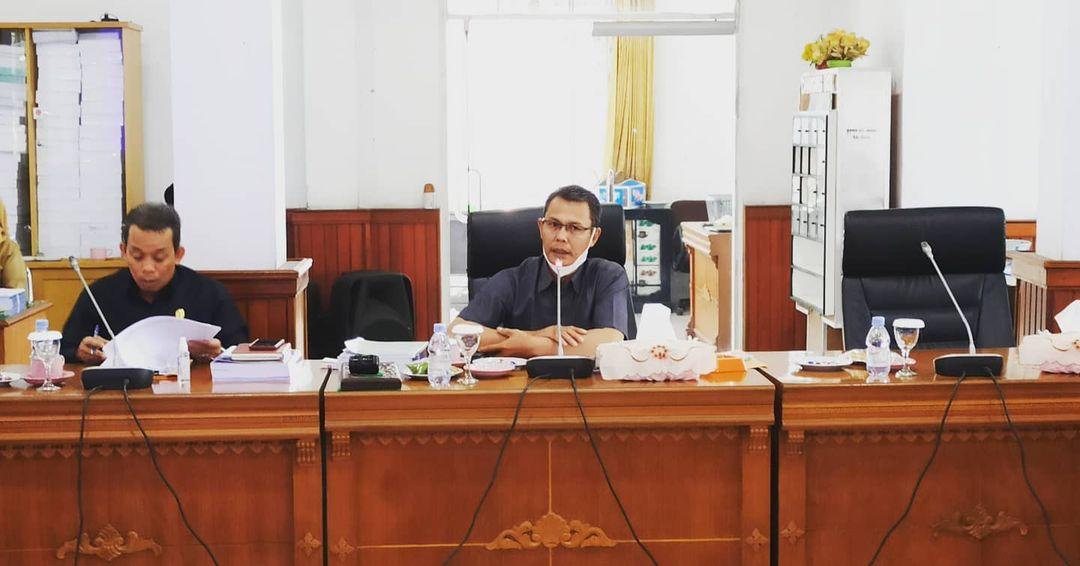 DPRD Batanghari Gelar Rapat Anggaran Bersama TAPD