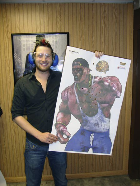 Pickup Artist Adam Lyons Kill Zombies 3, Afc Adam Lyons