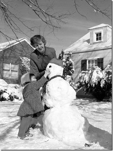 Millar Vanish Snowman