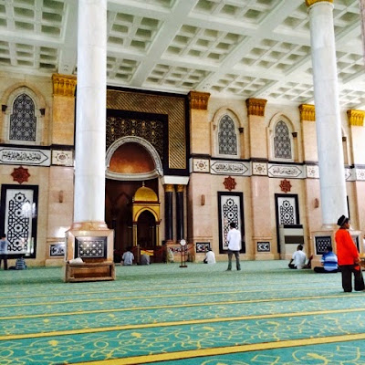 Masjid Kubah Emas, Depok, Traveling Jakarta