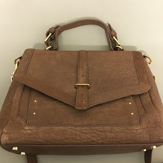 Tory Burch Textured Leather Bag