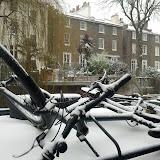 Первый снег 2013 года