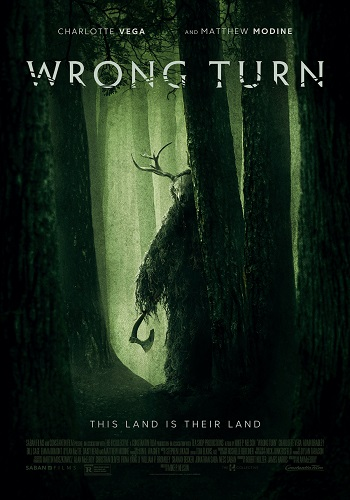 Wrong Turn 2021 English BluRay 480p [300MB] 720p [900MB] 1080p [2GB]