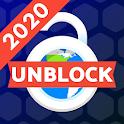 Proxynel: Unblock Websites Free VPN Proxy Browser icon