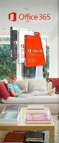 Office 365 online hirdetés grafikai tervezése.