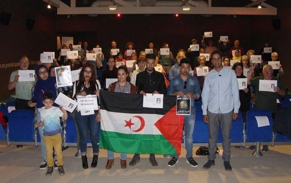 La ONG Cantabria por el Sáhara muestra su respalda a la activista francesa Claude Mangin