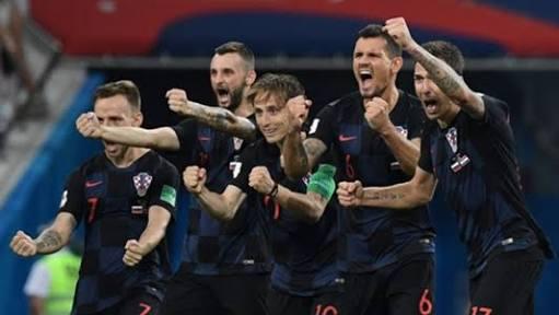 Russia 2018: Croatia Break England Heart in Semis