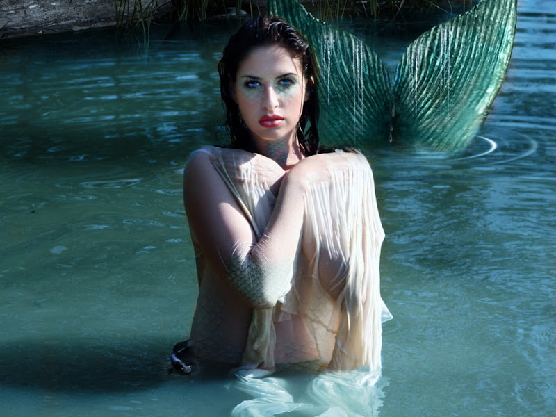 Mermaid Fantasy Beauty, Mermaids