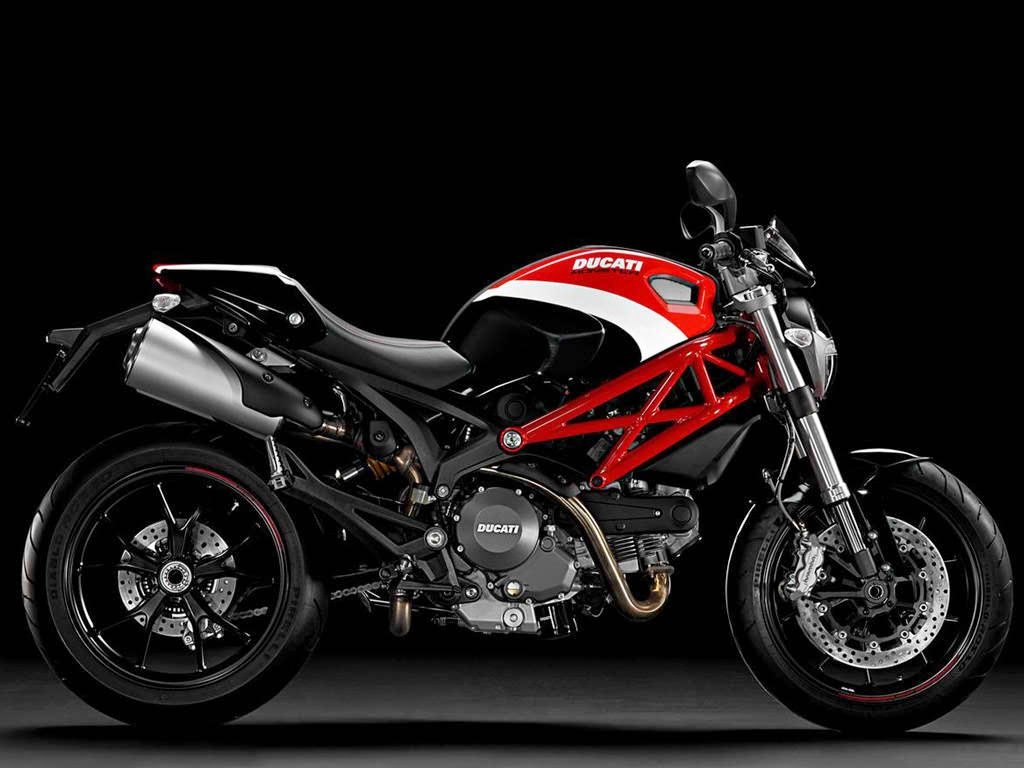 Honda Tiger Modifikasi Ducati Monster