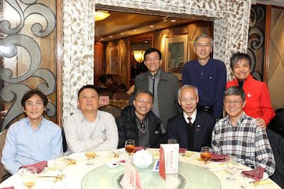 林惟良、區春生、梁香蘭王熊、何志明、倪林春、田榮先、羅達威