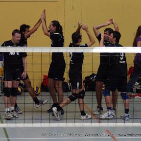 Saison 2011/ 12 Herren 1 auswärts beim SSVG Eichwald