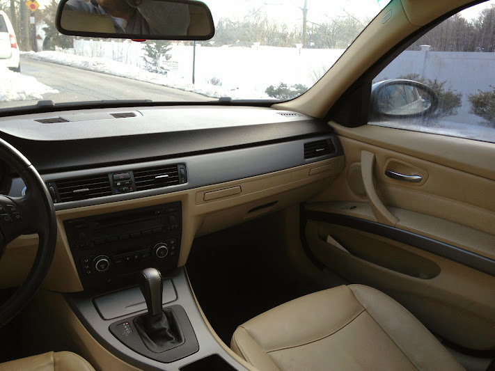 Best color for vinyl wrapping interior trim e90 black beige for Vinyl wrapping interior trim